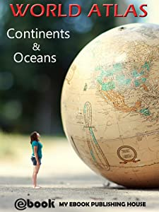 World Atlas - Continents & Oceans