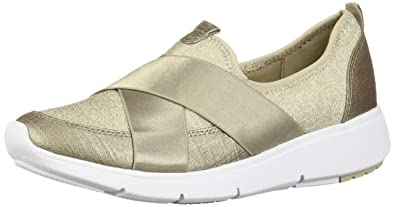 a17dc2cbce2 Anne Klein Women s Takeoff Taupe Multi Light Fabric 5 ...