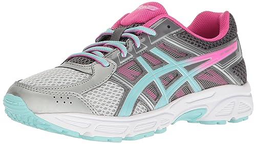 591270197 Asics Gel-Contend 4 GS Jovenes US 7 Gris Zapato para Correr  Amazon.es  Zapatos  y complementos