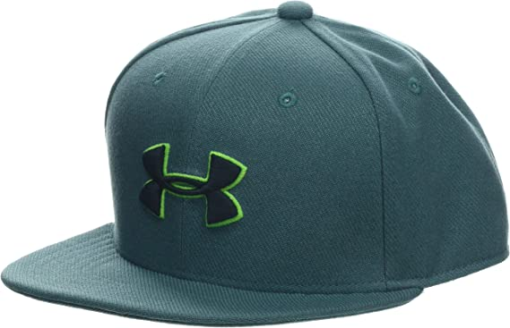 Under Armour Boys Huddle Snapback 2.0 Gorra, Niños, Azul (Dust ...