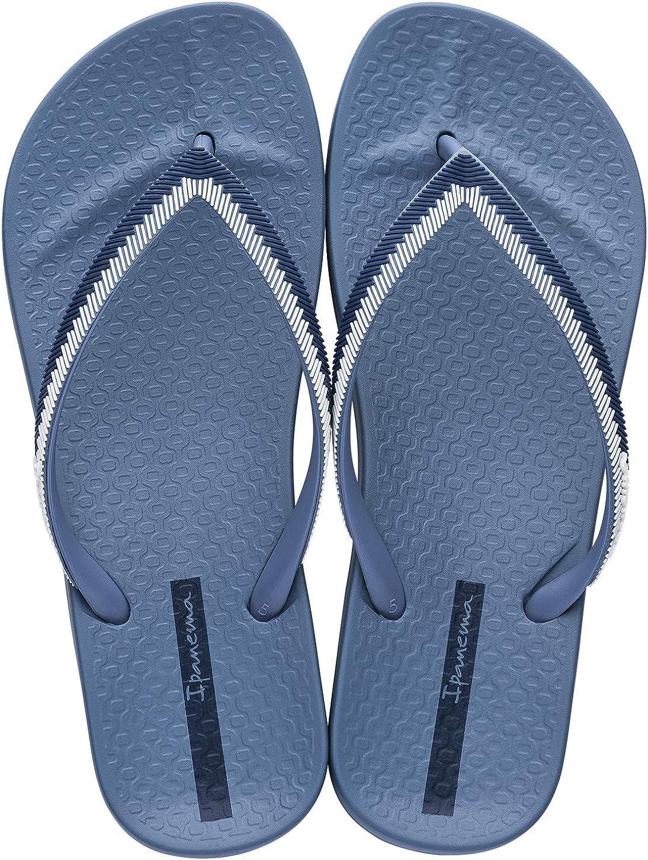 Ipanema Anatomica Lovely 21 Womens Beach Flip Flops Sandals Blue