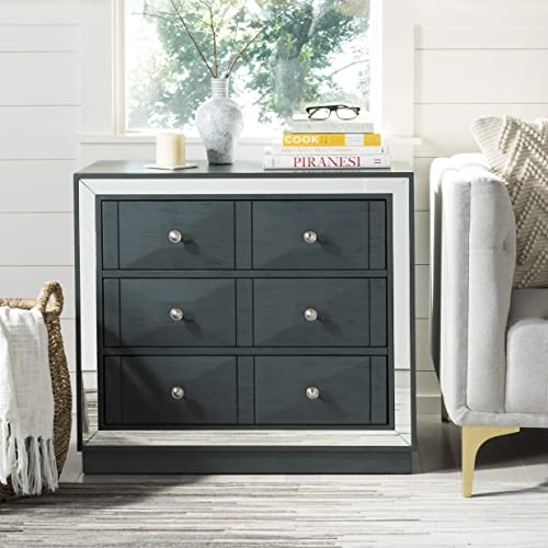 Safavieh Home Sloane Teal 3-drawer Chest