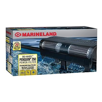 amazon com marineland penguin power filter 50 to 70 gallon 350