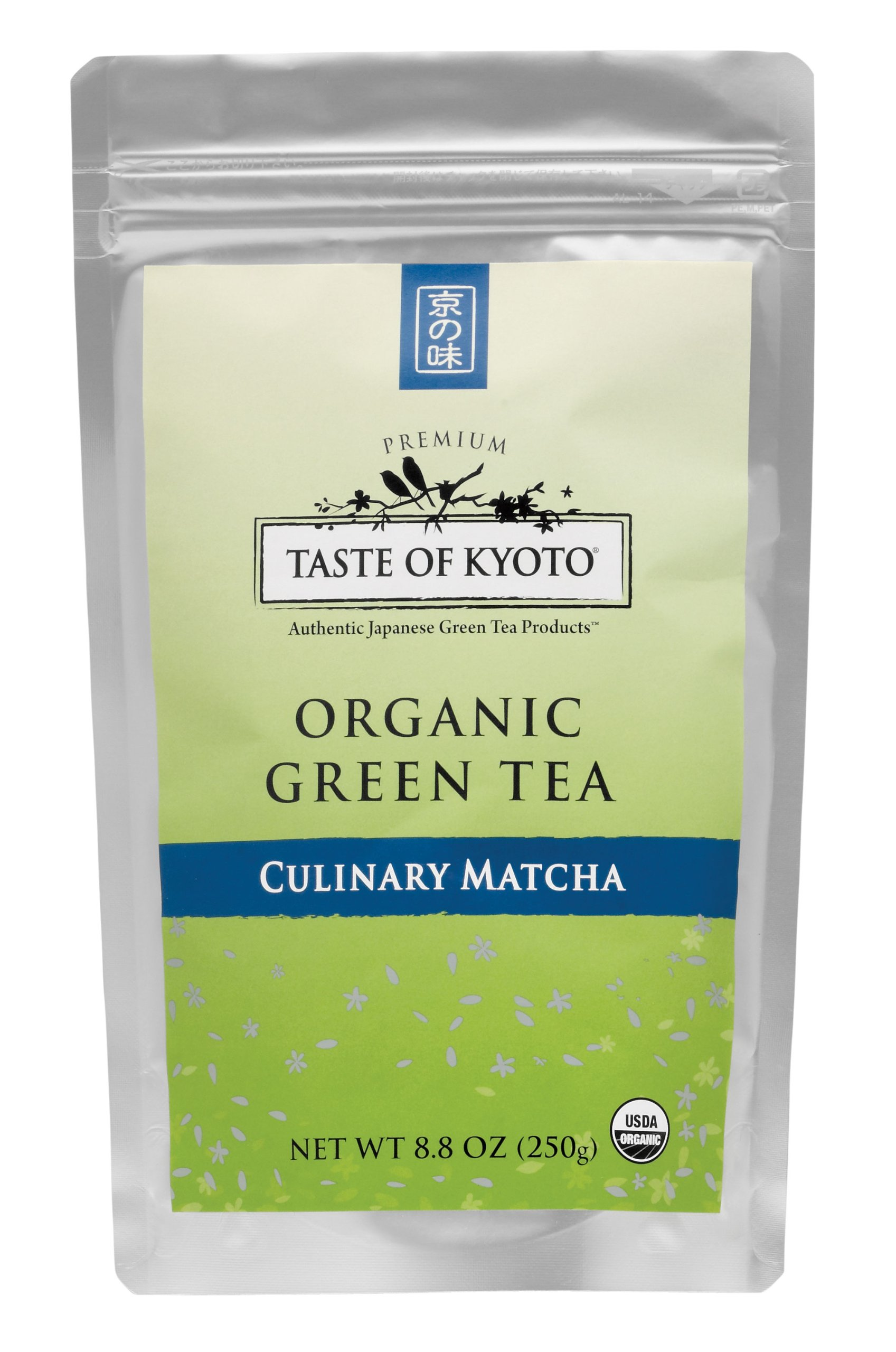 TASTE OF KYOTO Matcha Green Tea, Bulk Culinary, 8.80 Ounce by Taste of Kyoto