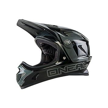 ONeal Oneal 0489F-804 Casco de Bicicleta, Negro, ...
