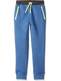 Sporting Enfant Boys Size 18 Months Blue And Grey Knit Pants To Enjoy High Reputation In The International Market Bottoms Boys' Clothing (newborn-5t)