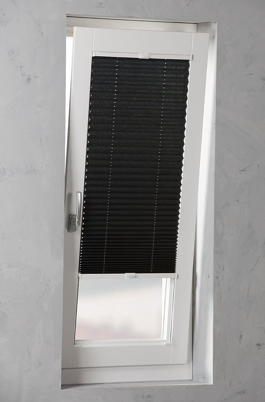 SANDEGA Plissee verspannt 120x130 Weiß B00KQFLSKA Plissees Plissees Plissees c64ff0