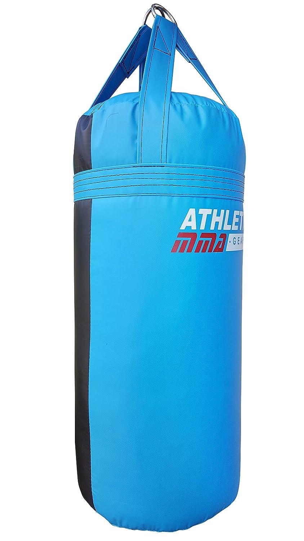 Punching Bag Heavy Bag Heavy 60lb B01MR4WLAN Filledブルー/ブラック B01MR4WLAN, カワイスポーツ:1a894abd --- capela.dominiotemporario.com