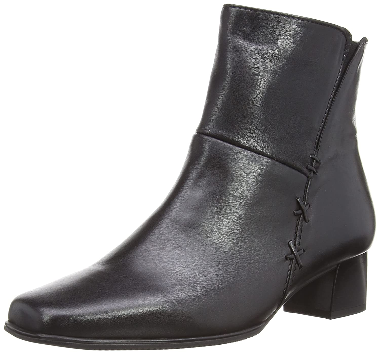 1894386a0 Amazon.com | Gabor Women's Bassanio Leather Ankle Boots | Ankle & Bootie