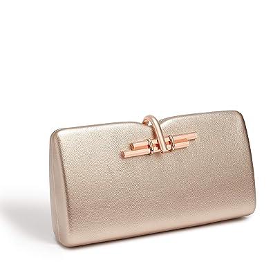 56f1d9d0d LaBante - Allegro- Clutch Purses for Women - Rose Gold Purse Vegan Purse  Evening Bag