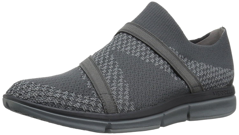 Merrell Women's Zoe Sojourn Knit Q2 Sneaker B079DGNMRL 6 B(M) US|Granite