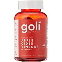 Goli Apple Cider Vinegar Gummies