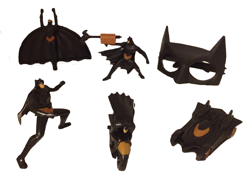 Beware The Batman 2013 McDonald's Action Figure (Set Of 6) by Batman
