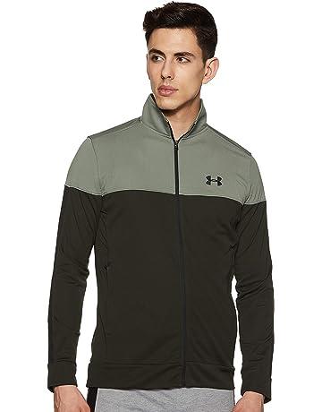 e8aee228f9e8f Under Armour Men s UA Sportstyle Pique Sports Jacket
