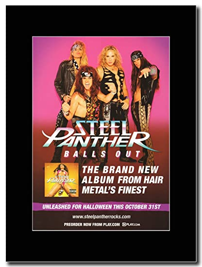 Steel panther balls out Tell me