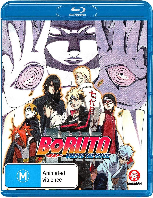 Boruto: Naruto The Movie Edizione: Australia Italia Blu-ray ...
