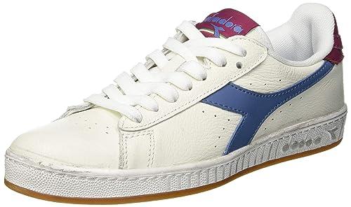 Diadora Game L Low Waxed, Zapatillas de Gimnasia Unisex Adulto: Amazon.es: Zapatos y complementos