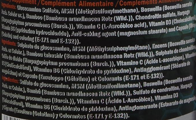 Perfect Nutrition Vitaljoint, Suplementos para Deportistas - 60 Cápsulas: Amazon.es: Salud y cuidado personal