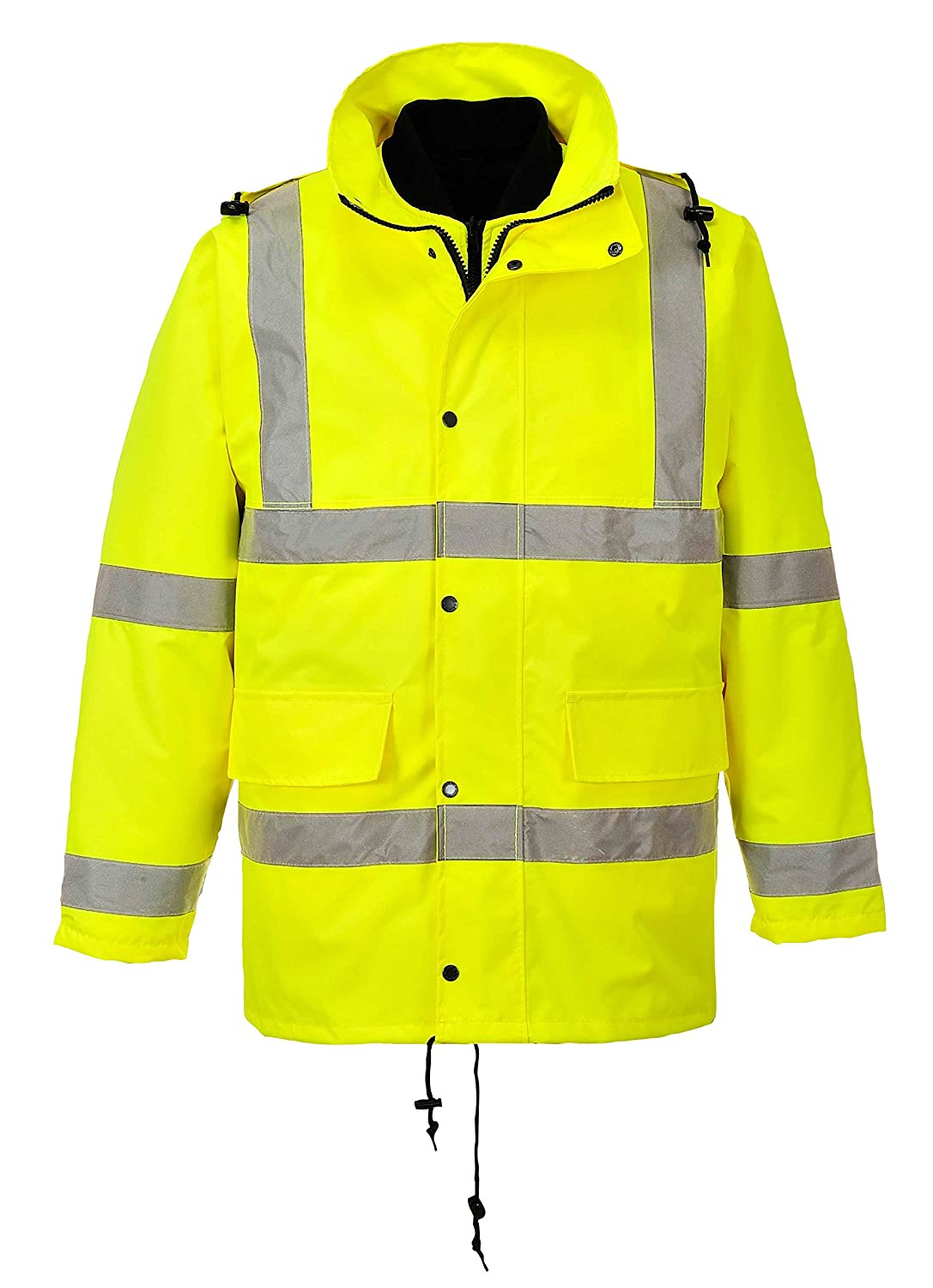 Portwest S461YERXXXL Hi-Vis Breathable Jacket, Regular, Size 3X-Large, Yellow Portwest Clothing Ltd