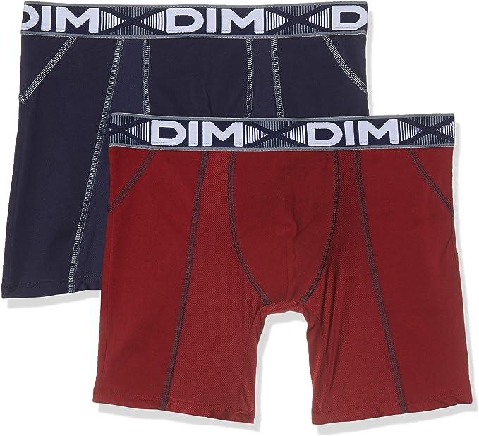 Dim Sous-vêtements Homme Bóxer (Pack de 2) para Hombre: Amazon.es: Ropa y accesorios