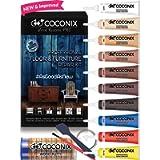 Coconix Floor and Furniture Repair Kit - Restorer of Your Wooden Table, Cabinet, Veneer, Door and Nightstand - Super…