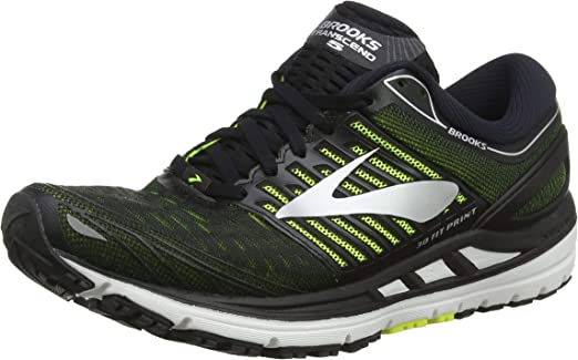 Brooks Mens Transcend 5 Running Shoe