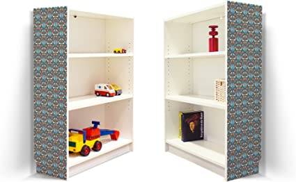 yourdea – pegatinas para muebles Ikea Billy estante 100 x 80 ...