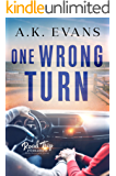 One Wrong Turn (Road Trip Romance Book 3)