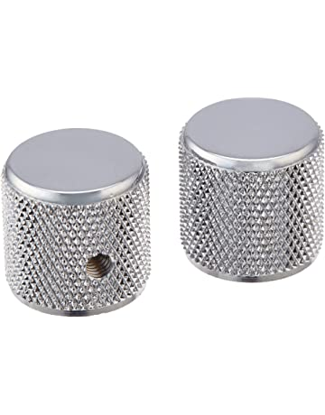 Other Musical Instrument Equip 2pcs Aluminum Guitar Knobs For Guitar Potentiometer Volume Control Replacement To Have A Unique National Style