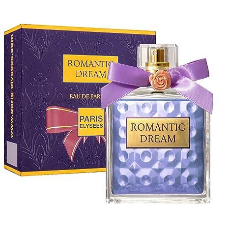 c0b4c7db84578 Romantic Dream Eau de parfum 100ml Femme Paris Elysees + Cadeau et Frais de  port OFFERT