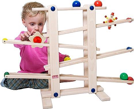Trihorse - Gioco in legno per bambini da 1 anno di età, molto