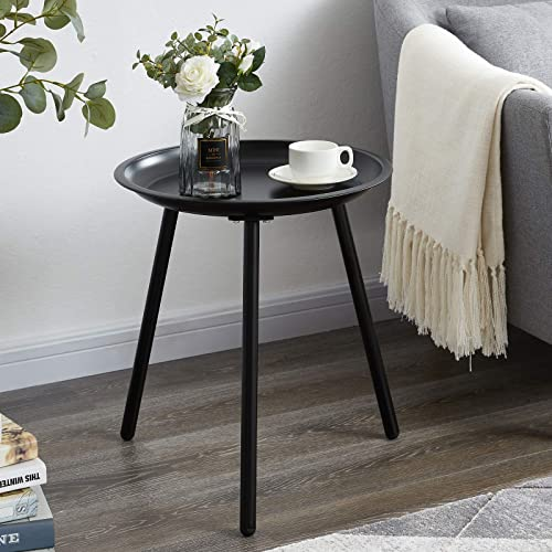 EKNITEY Round End Table