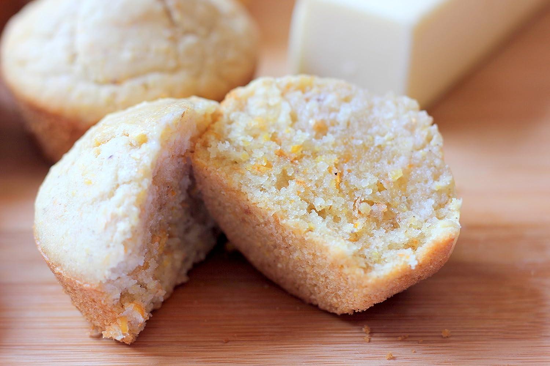 Caly Cocina Sin Gluten de maíz Muffin Mix. última ...