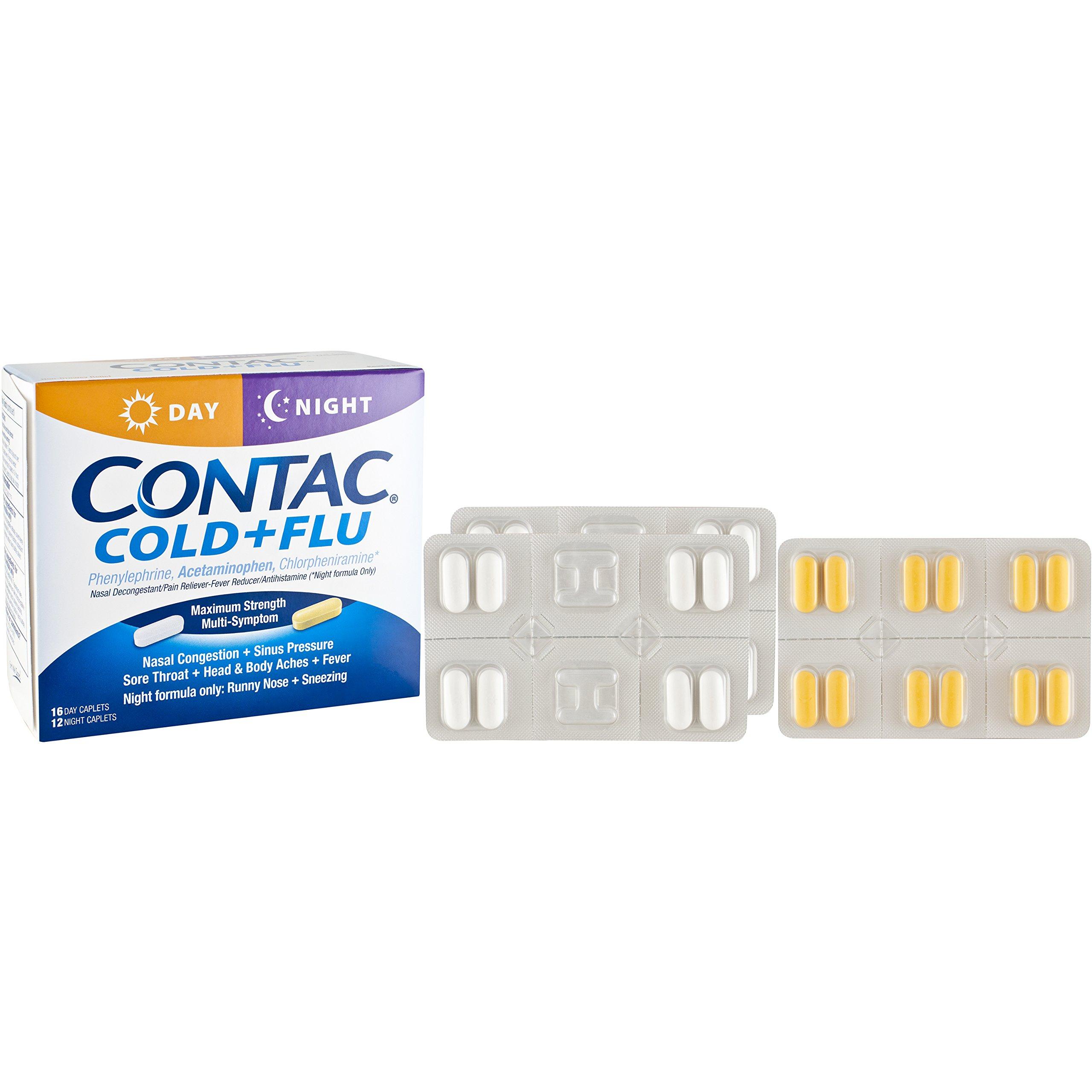 Watch Contac ColdFlu Maximum Strength Reviews video