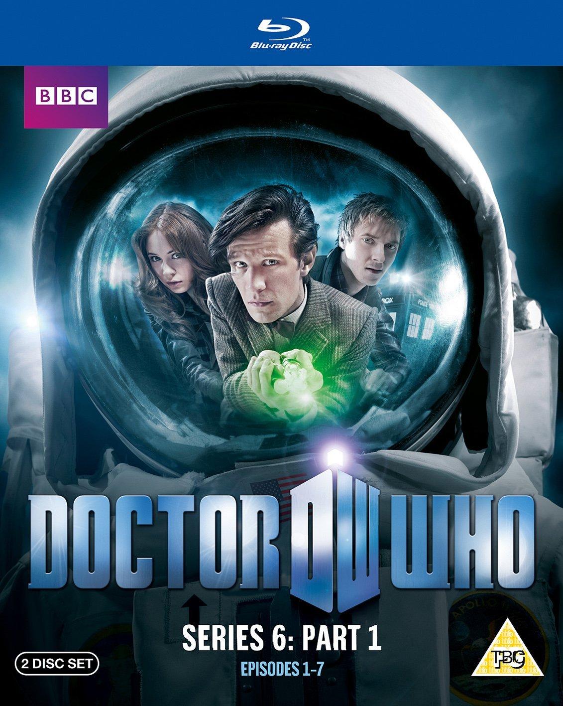 Doctor Who - Series 6 Part 1 [Reino Unido] [Blu-ray]: Amazon.es: Matt Smith, Karen Gillan, Arthur Darvill, Alex Kingston, Suranne Jones, Michael Sheen, Mark Sheppard, Stuart Milligan, Kerry Shale, Hugh Bonneville, Oscar