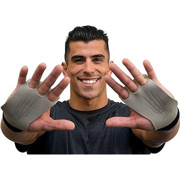Bear KompleX 3 Hole Leather Hand Grips for Gymnastics&Crossfit