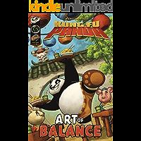 功夫熊猫  Kung Fu Panda: Art of Balance(英文版) (BookDNA漫画绘本书系)
