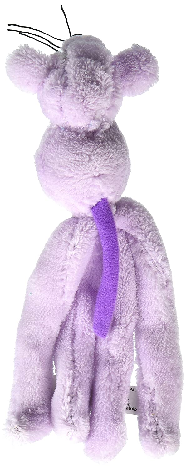 KONG Wubba Mouse Cat Toy Colour Varies