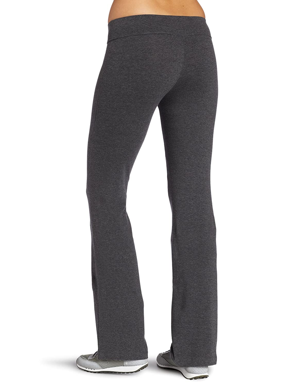 Spalding Women's Bootleg Pant, Black, Small at Amazon Women's ...