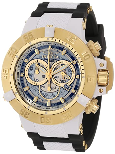 d0a6fea54fb Amazon.com  Invicta Men s 0928 Anatomic Subaqua Collection Chronograph  Watch  Invicta  Watches