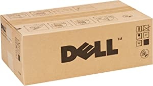 Dell NF556 Color Laser Printer 3110cn 3115cn Toner Cartridge (Yellow) in Retail Packaging