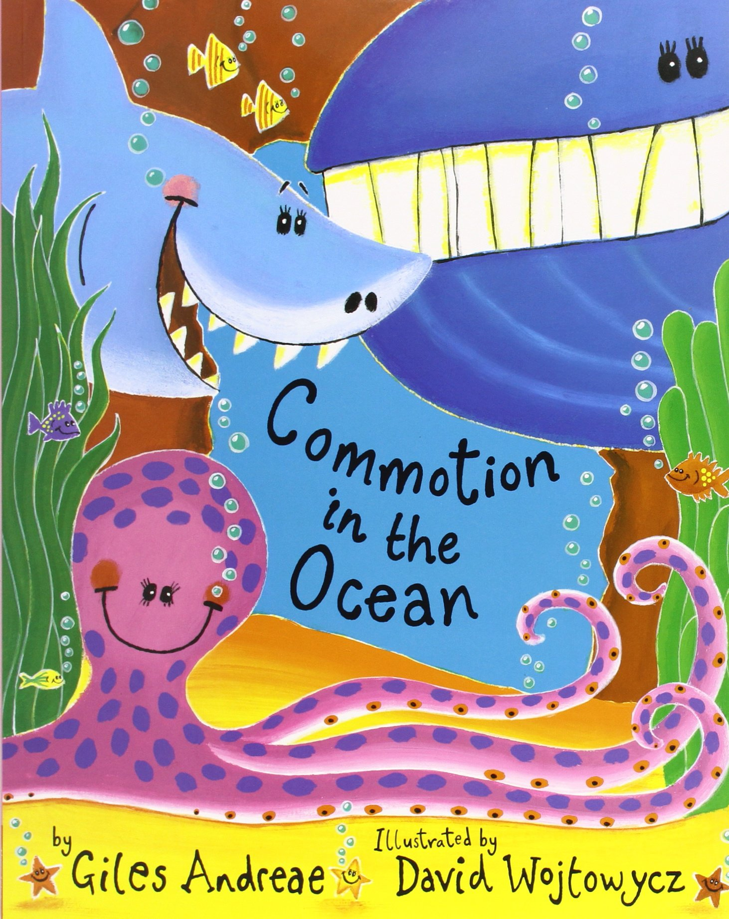 Commotion Ocean Giles Andreae product image