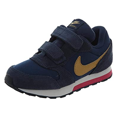 best sneakers 0b7c8 397e8 Amazon.com   NIKE Md Runner 2 Toddlers Style  807328-406 Size  8   Sneakers