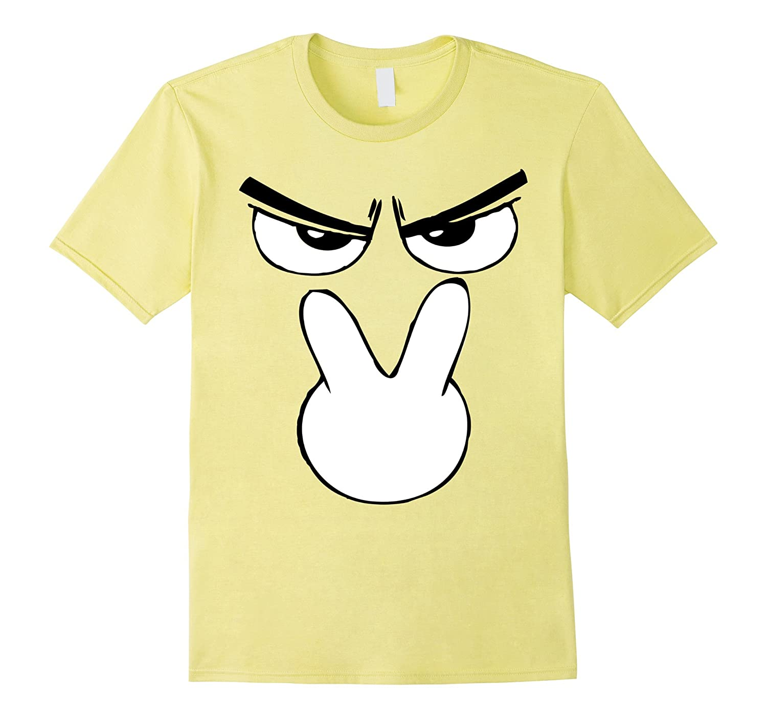 I'm Watching You Emoji Halloween Costume TShirt Unique Fun-T-Shirt