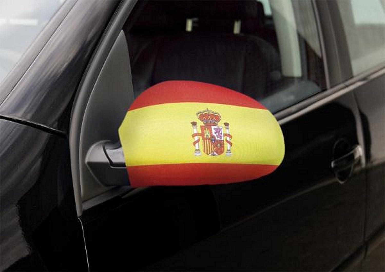 Mflax Espejo Espejo Exterior Bandera España Bandera Auto Bikini ...
