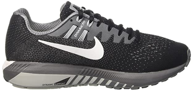 Amazon.com | Nike Womens Air Zoom Structure 20 Shield Running Shoes | Road Running