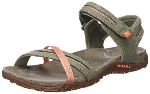 Merrell Terran Cross II, Women's Hook and Loop Sandals