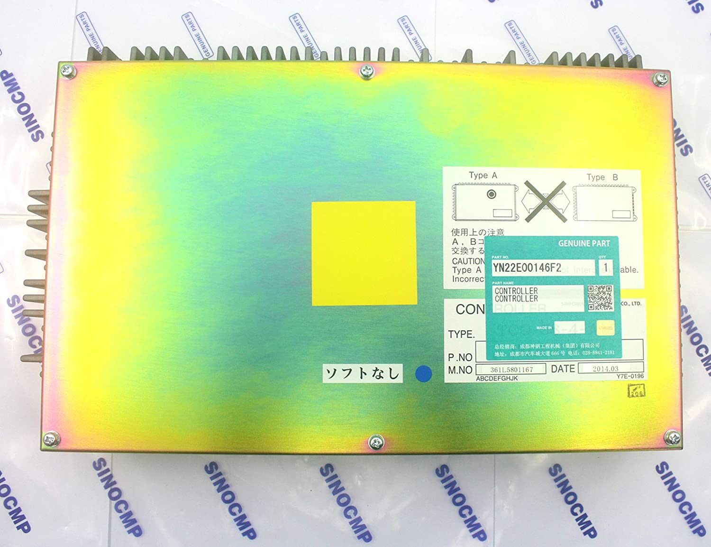 Controller Yn22e00146f2 Control Panel Sinocmp For Kobelco Wiring Diagrams Sk200 6e Sk210 Sk230 Computer Board Cpu Parts 1 Year Warranty Automotive