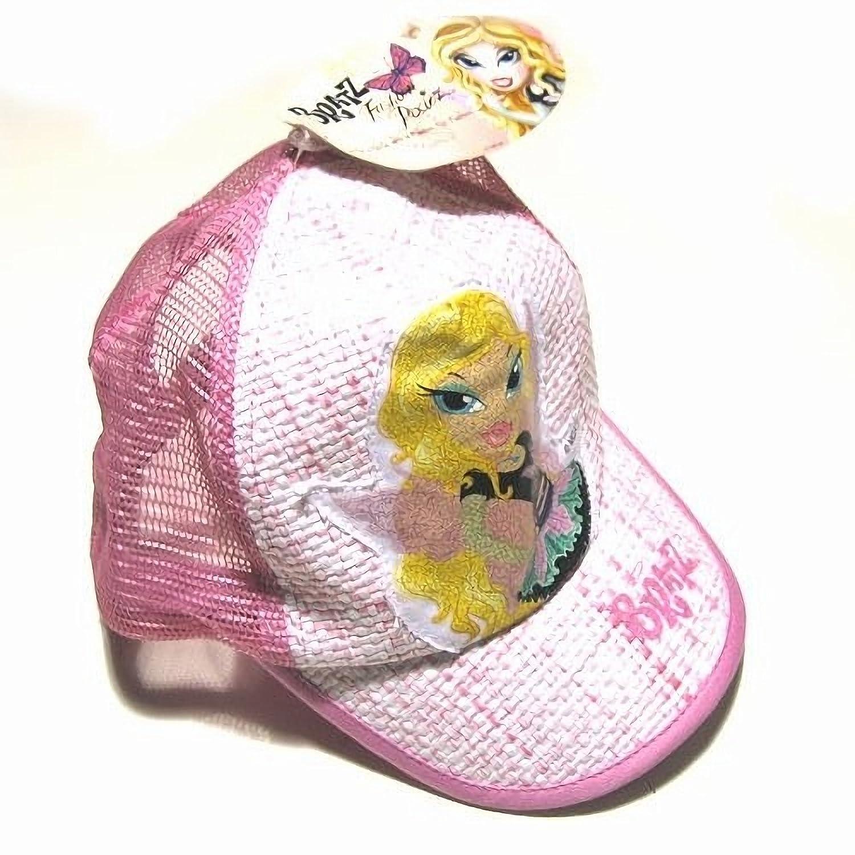 Gorra Bratz con tejidp transpirable (rosa) (3-4 Años/Como se ...