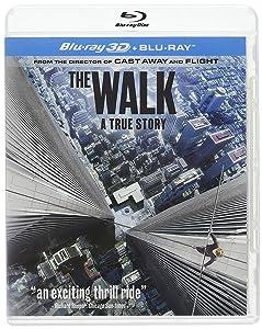 The Walk (3D Blu-ray + Blu-ray)